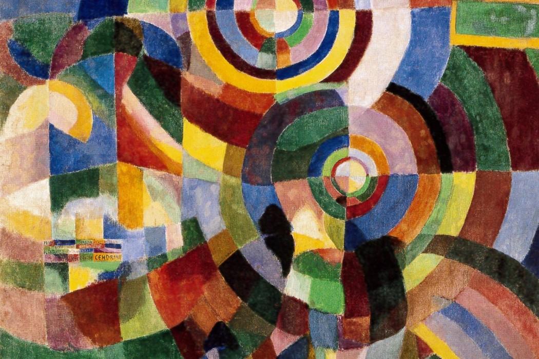 Prismes electriques - Sonia Delaunay (1914)