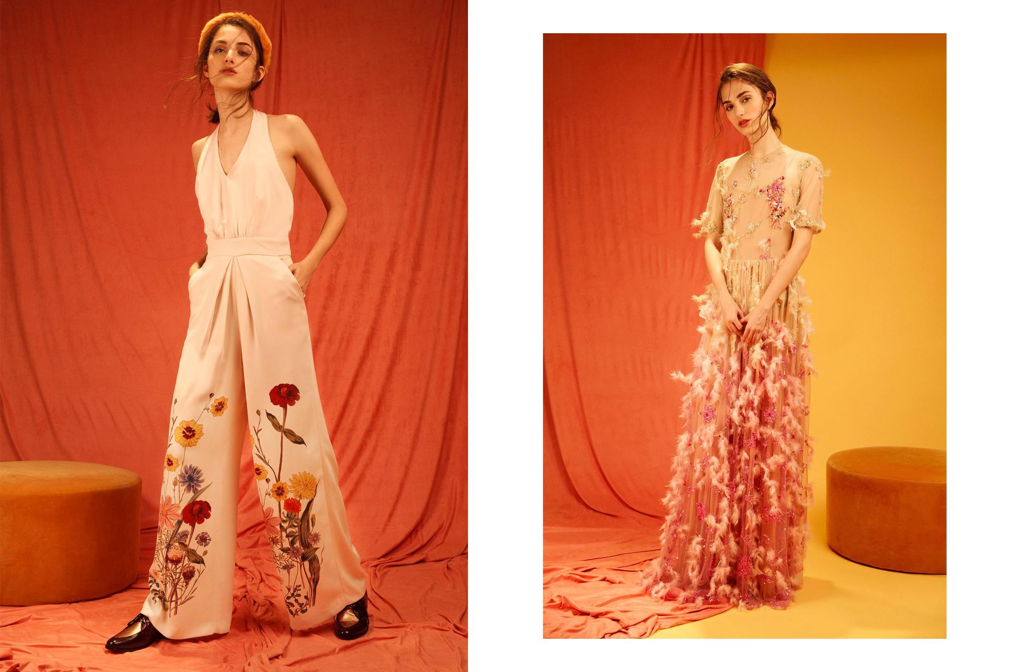 Mono Almudena y vestido Laureana de Mila Kartei