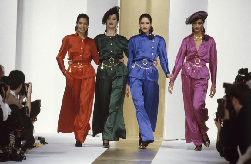 Chanel - Otoño / Invierno 1988-1989